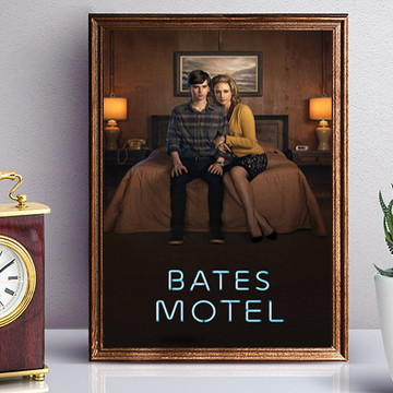 Poster: Bates Motel | A4