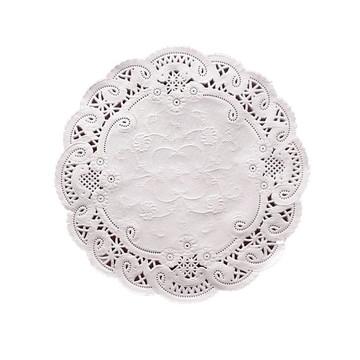 Doilie / Papel rendado French 10 cm
