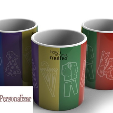 Caneca How I Met Your Mother 24