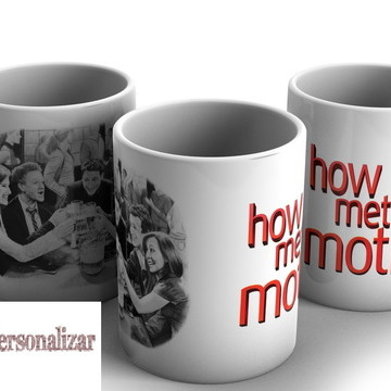 Caneca How I Met Your Mother 25