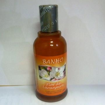 Banho Flor de laranjeira