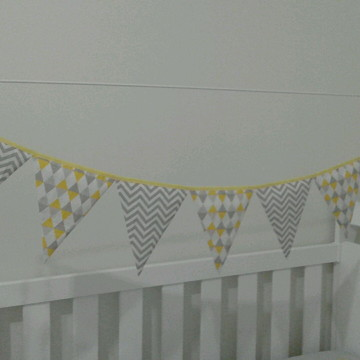 Bandeirolas de tecido