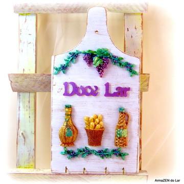 Porta chaves Tábua de COZINHA-Quadro para cozinha