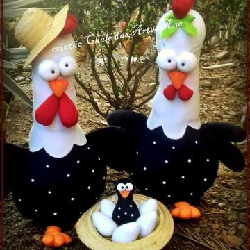 Molde Família chicken