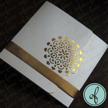 2 Arquivos de Corte Convite Mandala 01