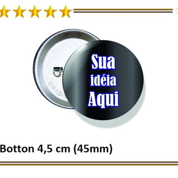 Botton Boton Button 45 mm