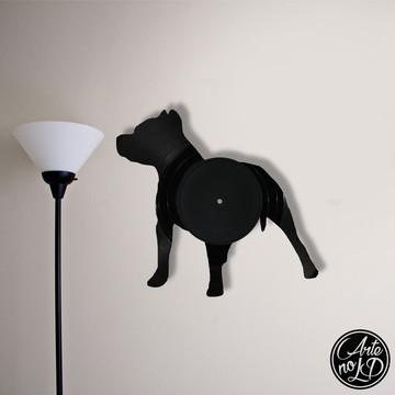 Pitbull - Quadro - Arte no LP