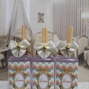 mini aromatizante personalizado chevrom