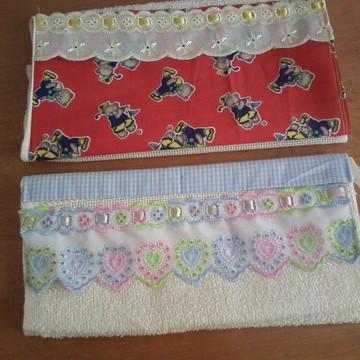 toalhinha kit higiene