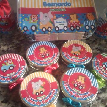 Kit Festa Infantil Circo