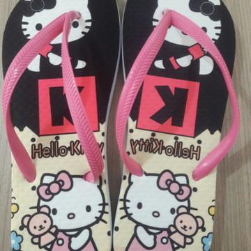 Chinelo Hello Kitty