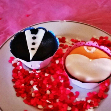 Doces finos para casamentos,