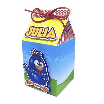 Caixa Milk Galinha Pintadinha