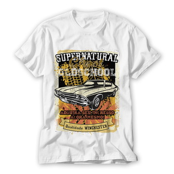 Camiseta Super Natural