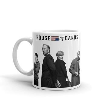 Caneca Serie House of Cards 9