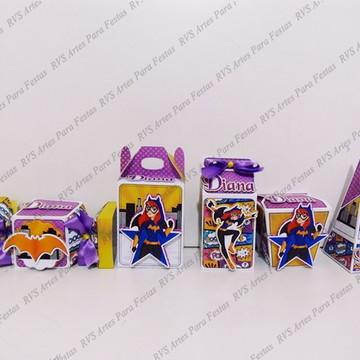 Kit básico 02 - Batgirl - Superhero girl