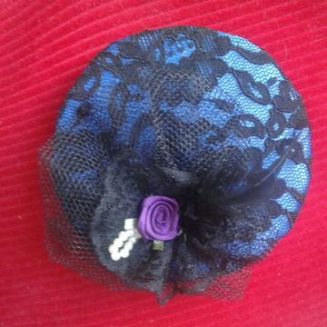 Casquete Royal Black