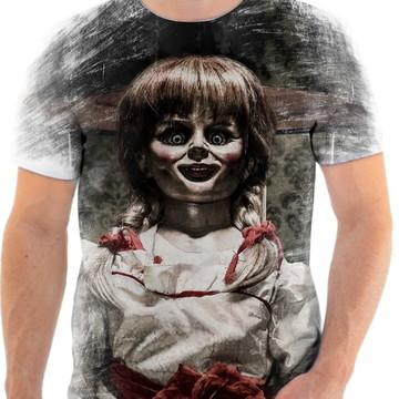 Camiseta Annabelle Filme de terror 02
