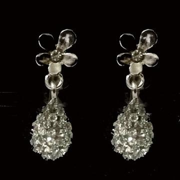Elegante Alloy com Imitação de Diamantes