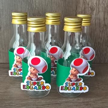 Garrafinhas Super Mario Bros