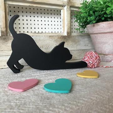 Gatinho brincalhão - Linha Cats