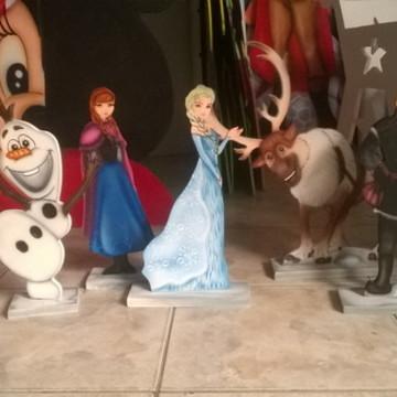 Kit Display de mesa Frozen