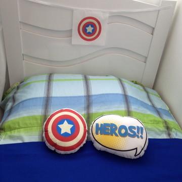Kit Quarto decorado Heróis