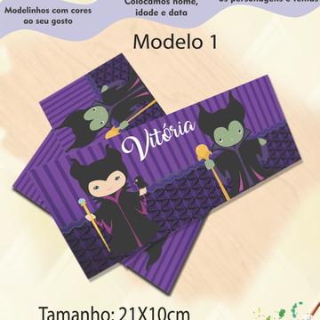 Rotulo cofre -Malevola
