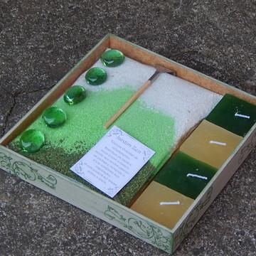 Jardim Zen Verde P