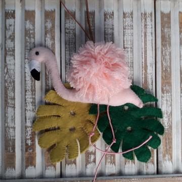 Chaveiro Flamingo