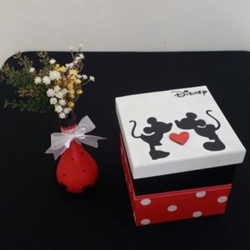 Caixa Disney Mickey e Minnie
