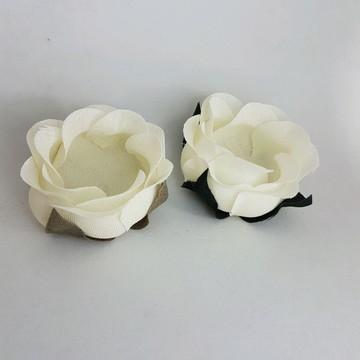 Forminha para doces Rosa Marfim