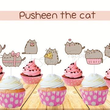 Topper Pusheen The Cat