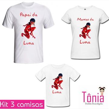 10 camisas + Convite de Brinde !