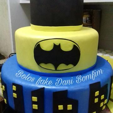 Bolo fake batman