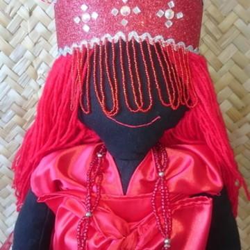 Boneca de Pano Iansã Oya