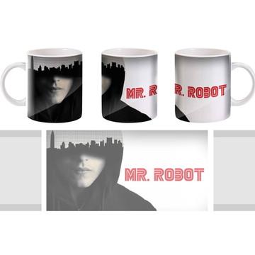 Caneca Mr Robot