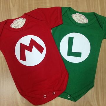 Body Mario Bros e Luigi