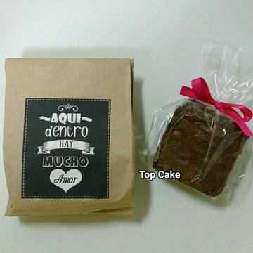 Brownie Personalizado