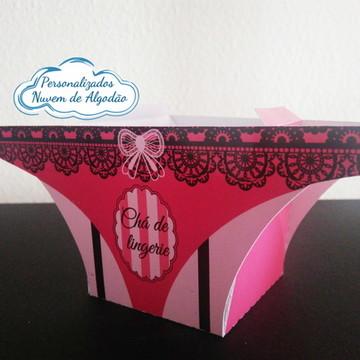 Caixa Lingerie - Chá de lingerie