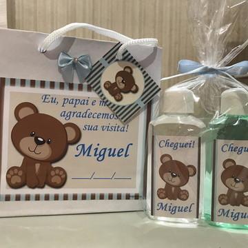 Kit maternidade com sabonete líquido