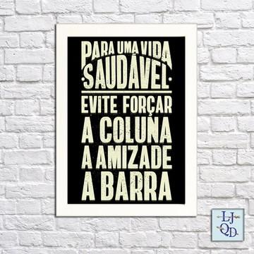 Quadro Frases _PLC1157