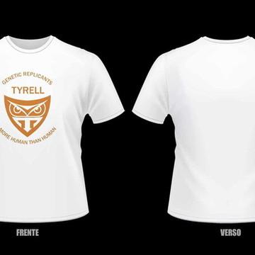 Camiseta Blade Runner - Genetic Replicants - Tyrell