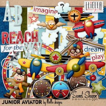Kit Aviador Junior - Junior Aviator