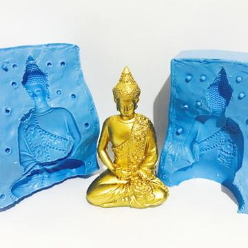 Buda P - molde de silicone