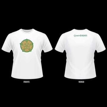 Camiseta Game of Thrones - House Tyrell