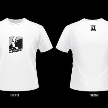 Camiseta Horóscopo - Gêmeos