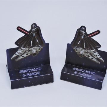 Porta Chocolate Star Wars