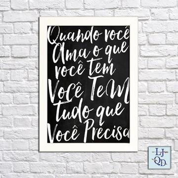Quadro Frases _PLC1123