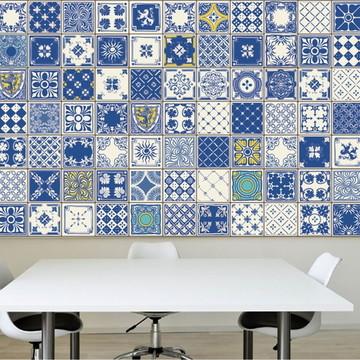 Papel de Parede Azulejo Cozinha 04